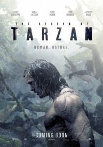 The Legend of Tarzan, David Yates
