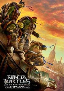 Teenage Mutant Ninja Turtles: Out of the Shadows, Dave Green