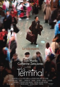 The Terminal, Steven Spielberg