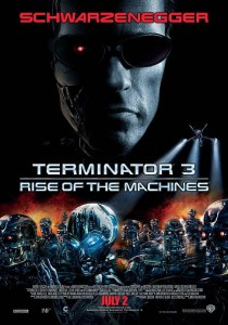 Terminator 3: Rise of the Machines, Jonathan Mostow