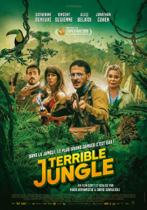 Terrible Jungle, Hugo Benamozig David Caviglioli