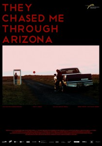 They chased me through Arizona, Matthias Huser