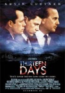Thirteen Days, Roger Donaldson
