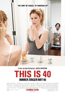 This Is 40, Judd Apatow