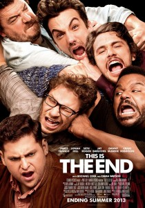 This is the end, Evan Goldberg Seth Rogen