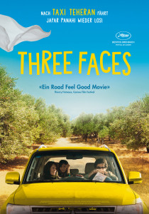 Three Faces, Jafar Panahi