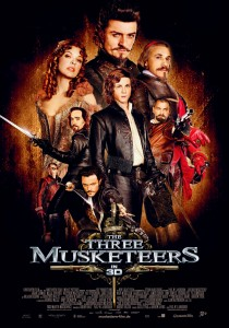 The Three Musketeers, Paul W.S. Anderson