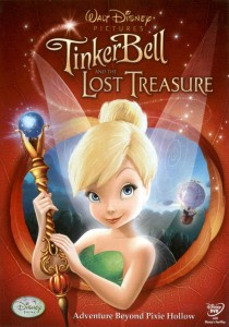 Tinker Bell and the Lost Treasure, Klay Hall