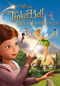 Tinker Bell and the Great Fairy Rescue, Bradley Raymond