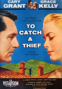 To Catch a Thief, Alfred Hitchcock