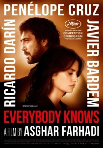Todos lo saben - Everybody knows, Asghar Farhadi