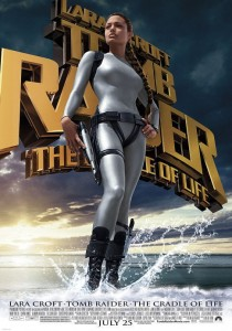 Tomb Raider 2: The Cradle of Life, Jan de Bont