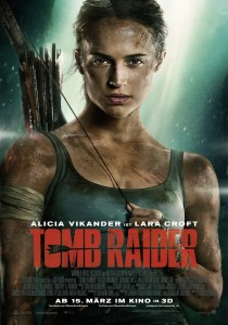 Tomb Raider, Roar Uthaug