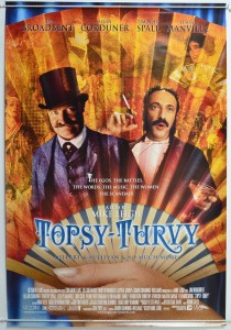 Topsy Turvy, Mike Leigh