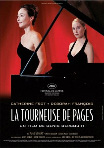 La tourneuse de pages, Denis Dercourt