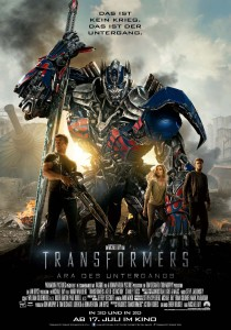 Transformers 4: Age of Extinction, Michael Bay