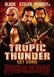 Tropic Thunder, Ben Stiller