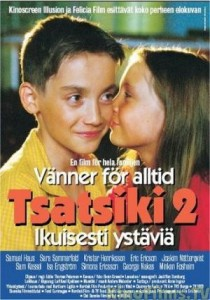Tsatsiki 2, Eddie Thomas Petersen
