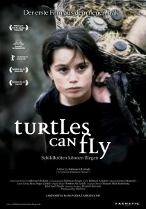 Turtles Can Fly, Bahman Ghobadi