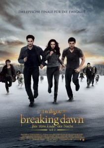 The Twilight Saga: Breaking Dawn Part 2, Bill Condon