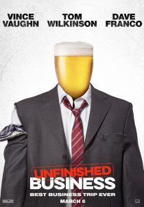 Unfinished Business, Ken Scott