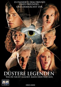 Urban Legend - Düstere Legenden, Jamie Blanks