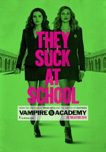 Vampire Academy, Mark Waters