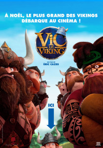 Vic the Viking and the Magic Sword, Éric Cazes