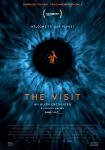 The Visit - An Alien Encounter, Michael Madsen