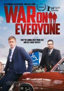 War on Everyone, John Michael McDonagh