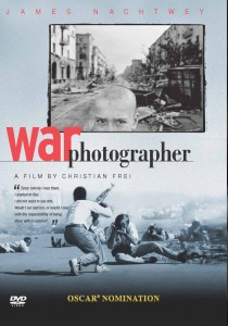War Photographer, Christian Frei