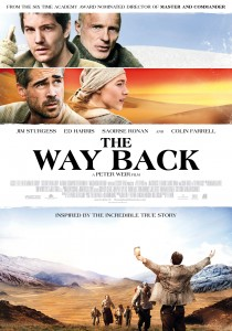 The Way Back, Peter Weir