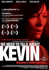 We Need to Talk About Kevin, Lynne Ramsay