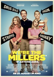 We're the Millers, Rawson Marshall Thurber