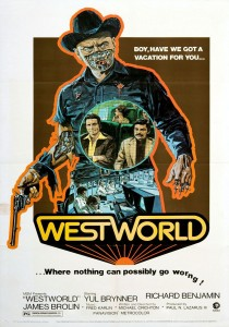 Westworld, Michael Crichton