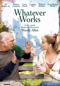 Whatever Works, Woody Allen