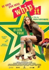 Whip It!, Drew Barrymore