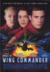 Wing Commander, Chris Roberts
