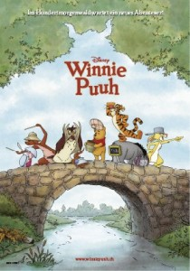 Winnie the Pooh, Stephen J. Anderson Don Hall