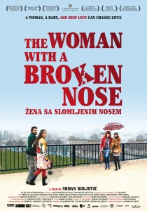 The Woman with a broken Nose, Srdjan Koljevic