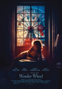 Wonder Wheel, Woody Allen