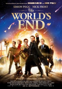 The World's End, Edgar Wright
