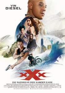 xXx: The Return of Xander Cage, D.J. Caruso