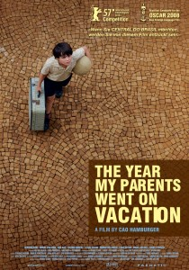 The Year My Parents Went on Vacation, Cao Hamburger