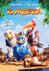 Zambezia, Wayne Thornley